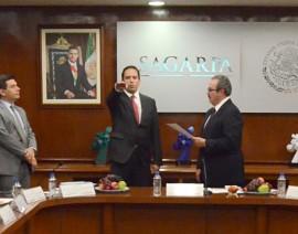 Designan a Alejandro Vázquez Salido como Director en Jefe de ASERCA
